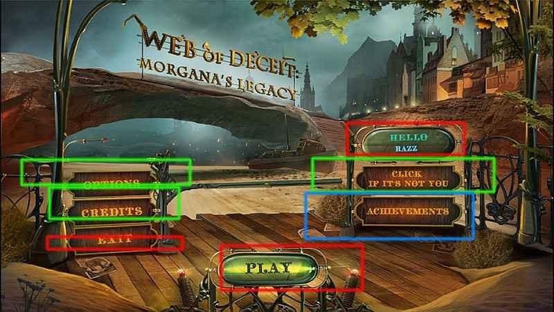 web of deceit: morgana's legacy collector's edition walkthrough screenshots 2