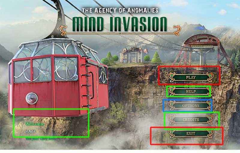 the agency of anomalies: mind invasion collector's edition walkthrough screenshots 1