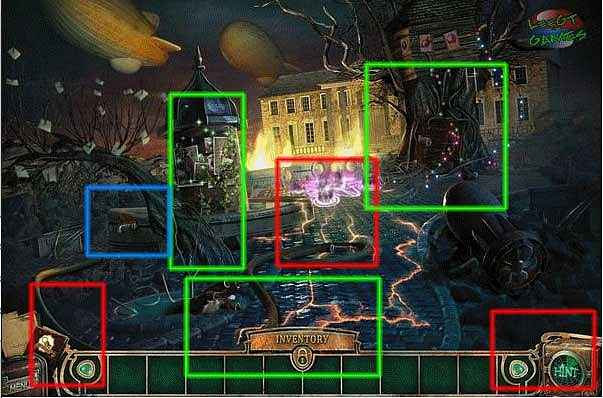 the agency of anomalies: mind invasion collector's edition walkthrough screenshots 3