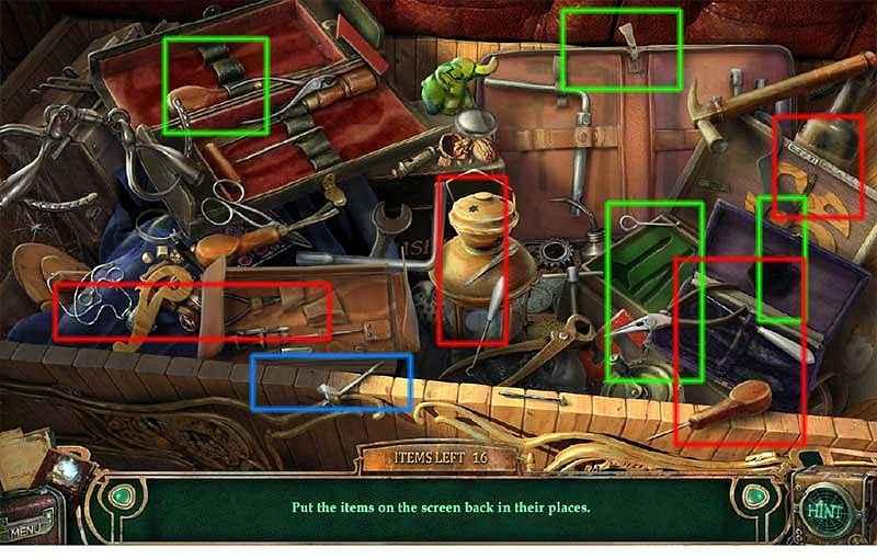 the agency of anomalies: mind invasion walkthrough screenshots 2