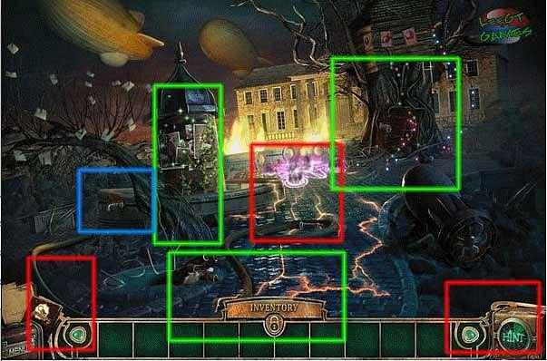 the agency of anomalies: mind invasion walkthrough screenshots 3