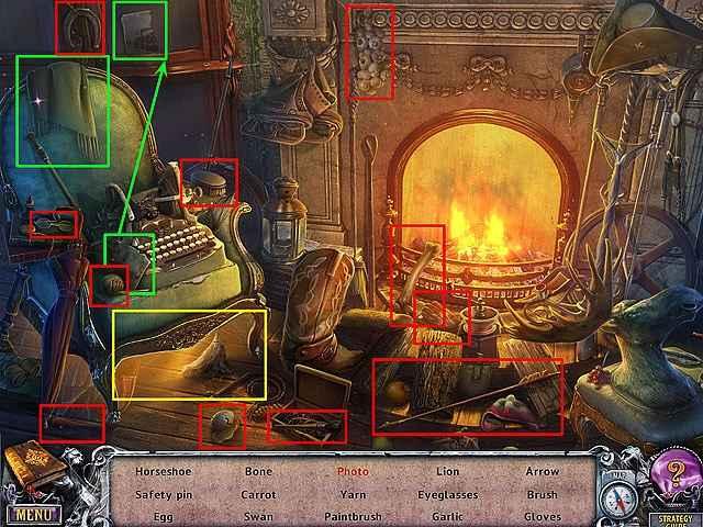 house of 1000 doors: serpent flame walkthrough 17 screenshots 2