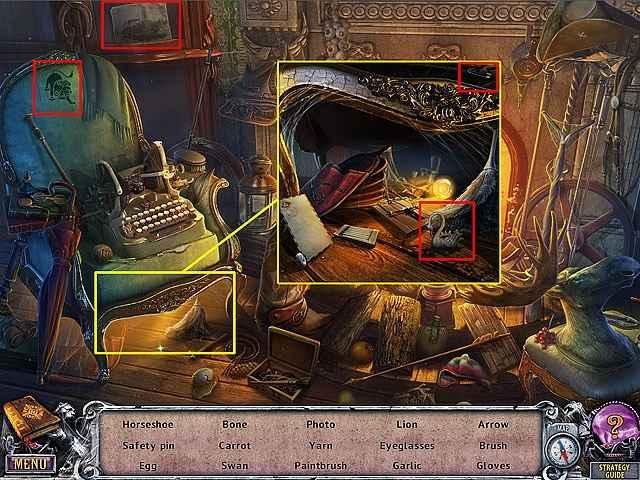 house of 1000 doors: serpent flame walkthrough 17 screenshots 3