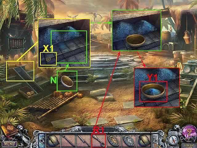 house of 1000 doors: serpent flame walkthrough 20 screenshots 2