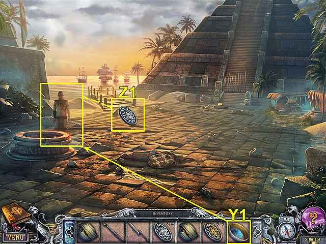 house of 1000 doors: serpent flame walkthrough 20 screenshots 3