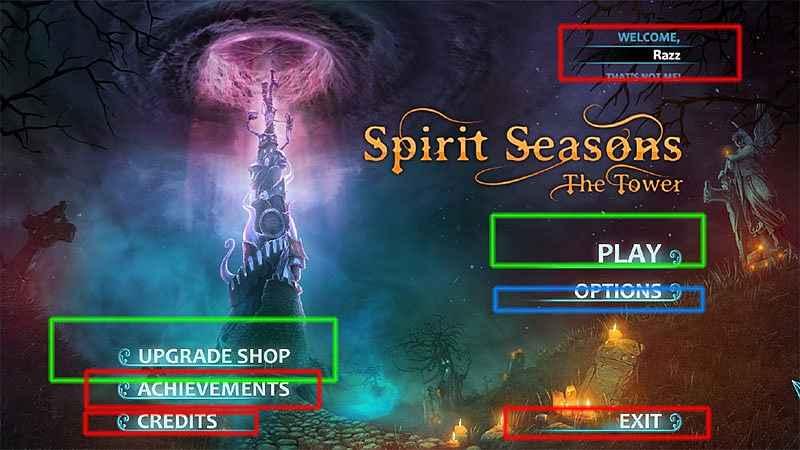 spirit seasons: the tower collector's edition walkthrough screenshots 1