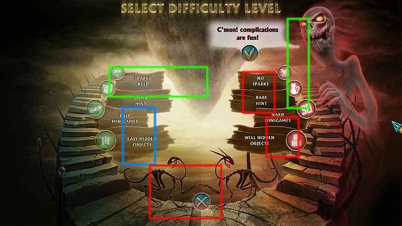 spirit seasons: the tower collector's edition walkthrough screenshots 2