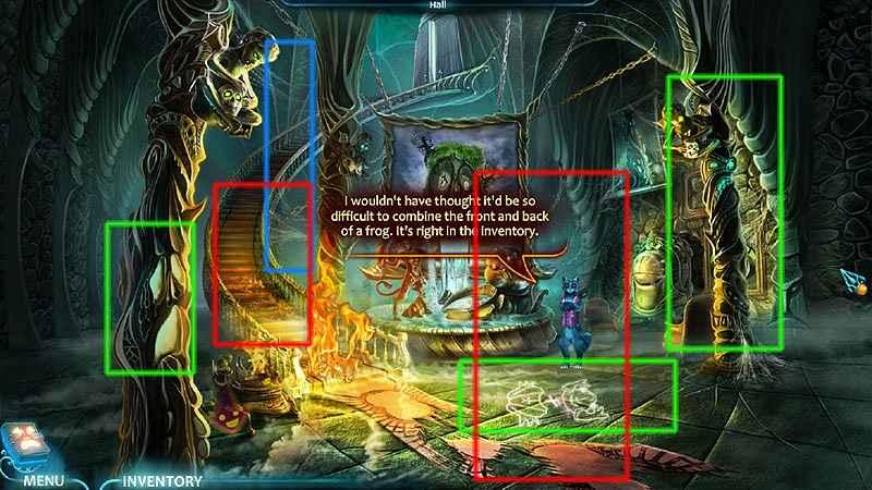 spirit seasons: the tower collector's edition walkthrough screenshots 3