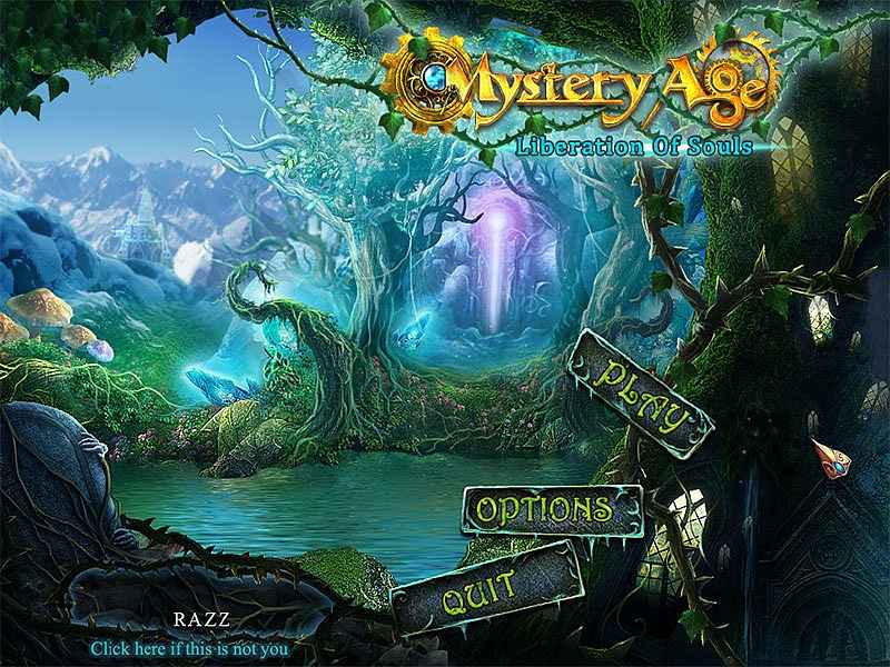 mystery age: liberation of souls collector's edition screenshots 1
