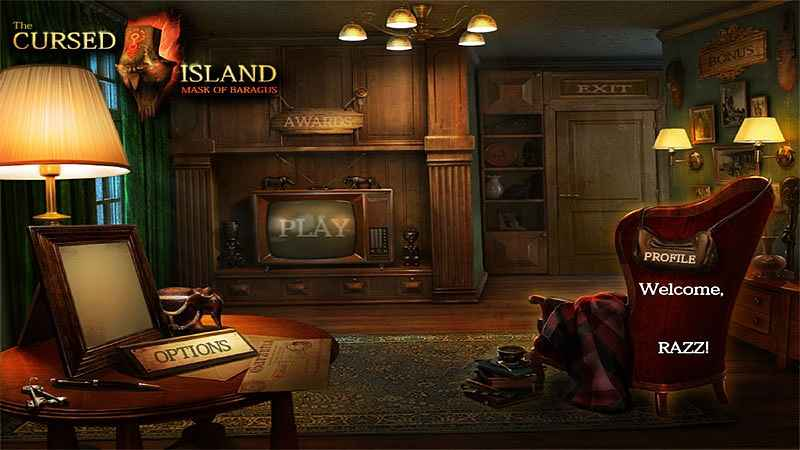 the cursed island: mask of baragus screenshots 2