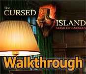 the cursed island: mask of baragus collector's edition walkthrough