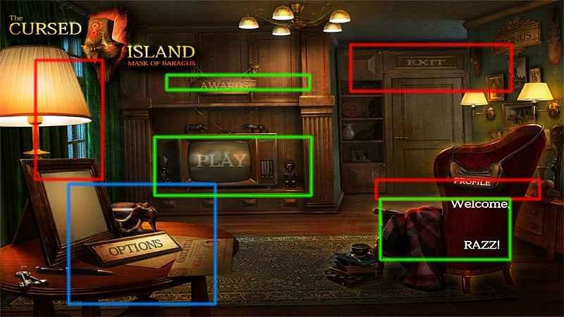 the cursed island: mask of baragus collector's edition walkthrough screenshots 1
