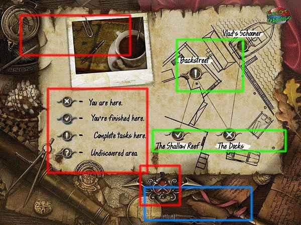 the cursed island: mask of baragus collector's edition walkthrough screenshots 3