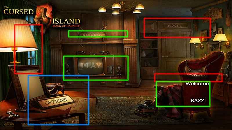 the cursed island: mask of baragus walkthrough screenshots 1