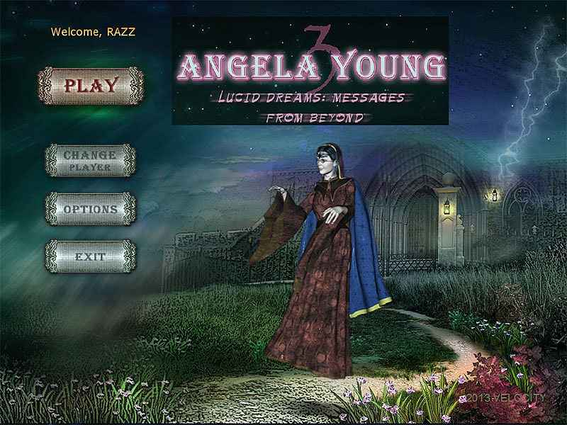 angela young 3: lucid dreams: messages from beyond collector's edition screenshots 3