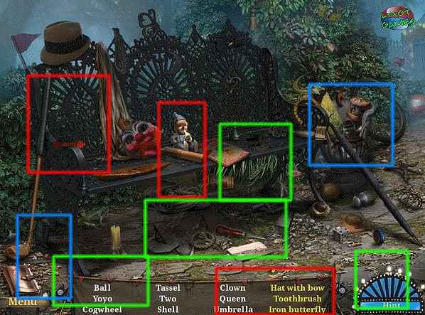 dark clown mystery collector's edition walkthrough screenshots 3
