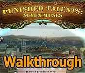 punished talents: seven muses walkthrough
