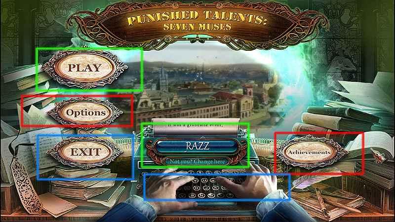 punished talents: seven muses walkthrough screenshots 2