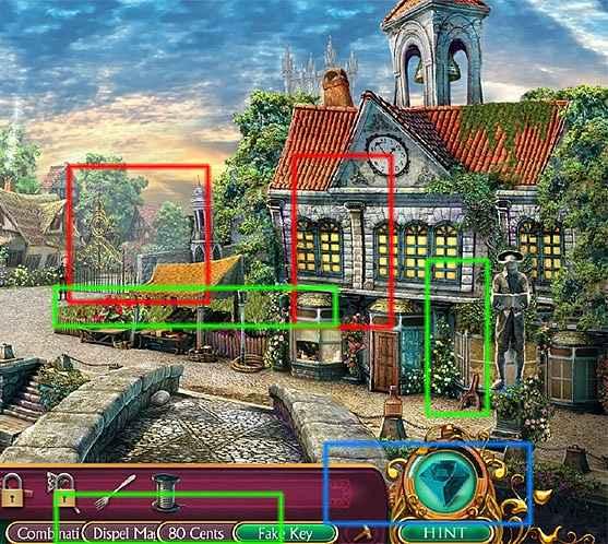 fairy tale mysteries: the beanstalk collector's edition walkthrough screenshots 1