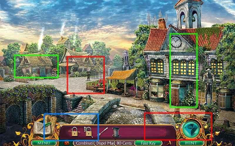 fairy tale mysteries: the beanstalk collector's edition walkthrough screenshots 3