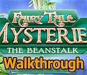 fairy tale mysteries: the beanstalk walkthrough