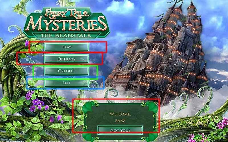 fairy tale mysteries: the beanstalk walkthrough screenshots 2