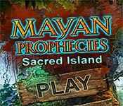 mayan prophecies: sacred island collector's edition