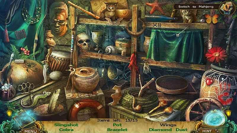 mayan prophecies: sacred island collector's edition screenshots 1