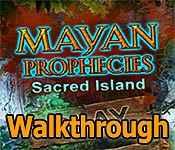 mayan prophecies: sacred island walkthrough