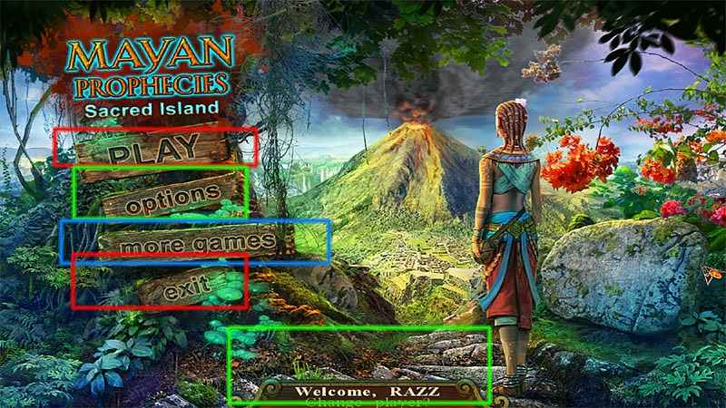 Mayan Prophecies: Sacred Island Walkthrough