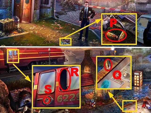 mystery trackers: silent hollow walkthrough 4 screenshots 1