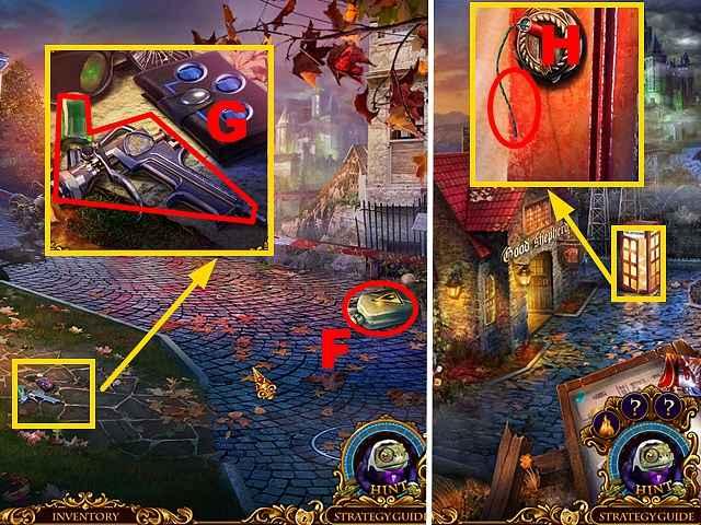 mystery trackers: silent hollow walkthrough 5 screenshots 1