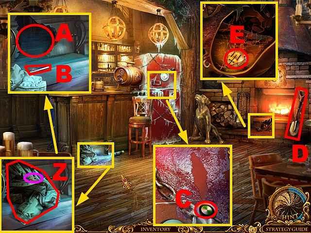 mystery trackers: silent hollow walkthrough 5 screenshots 3