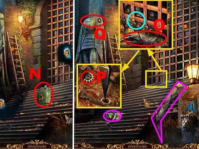 mystery trackers: silent hollow walkthrough 6 screenshots 1