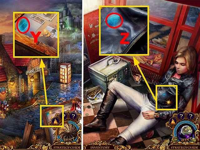 mystery trackers: silent hollow walkthrough 7 screenshots 1