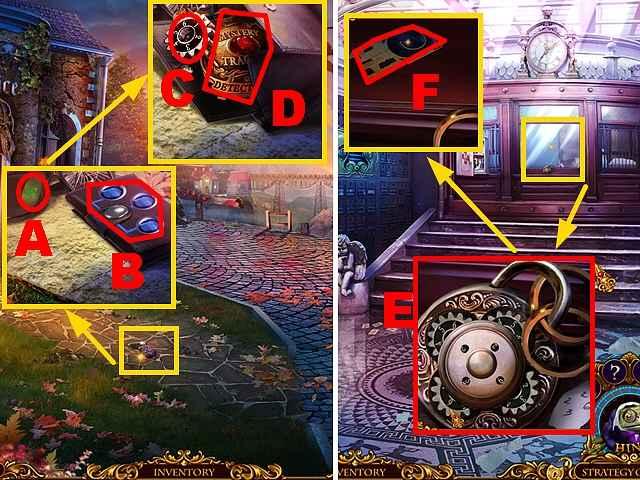 mystery trackers: silent hollow walkthrough 7 screenshots 2