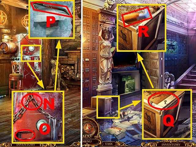 mystery trackers: silent hollow walkthrough 9 screenshots 1