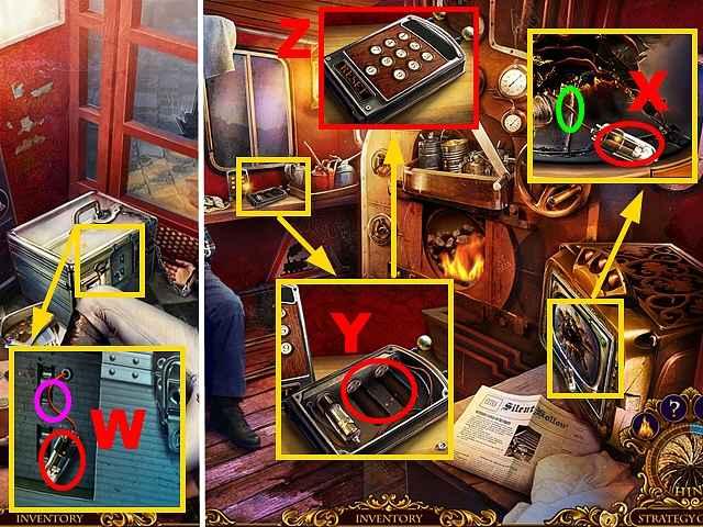 mystery trackers: silent hollow walkthrough 9 screenshots 3