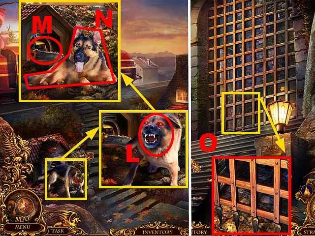 mystery trackers: silent hollow walkthrough 11 screenshots 1