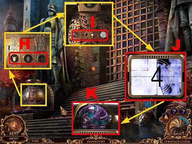 mystery trackers: silent hollow walkthrough 11 screenshots 2