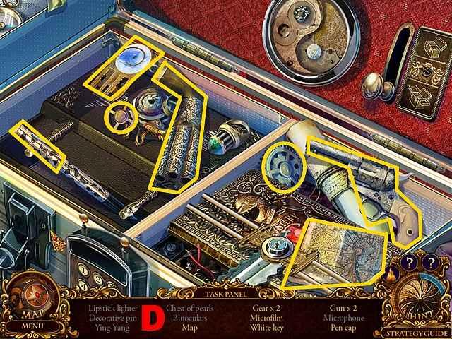 mystery trackers: silent hollow walkthrough 11 screenshots 3