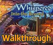whispered secrets: into the beyond collector's edition walkthrough