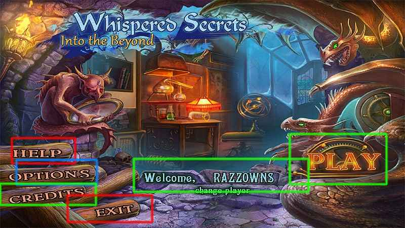 whispered secrets: into the beyond collector's edition walkthrough screenshots 2