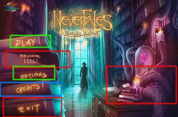 nevertales: the beauty within walkthrough screenshots 2