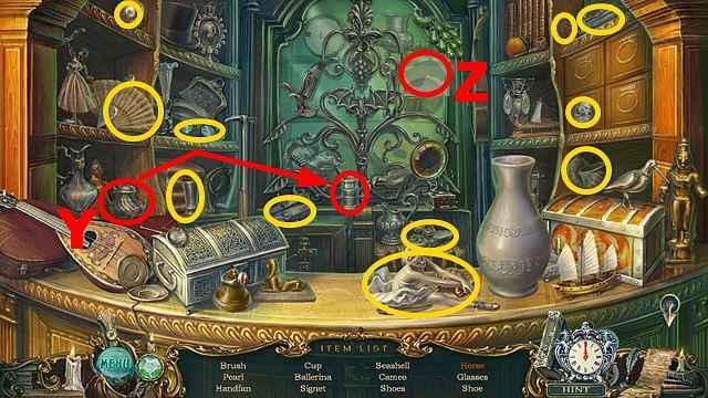 haunted legends: the curse of vox walkthrough 14 screenshots 3
