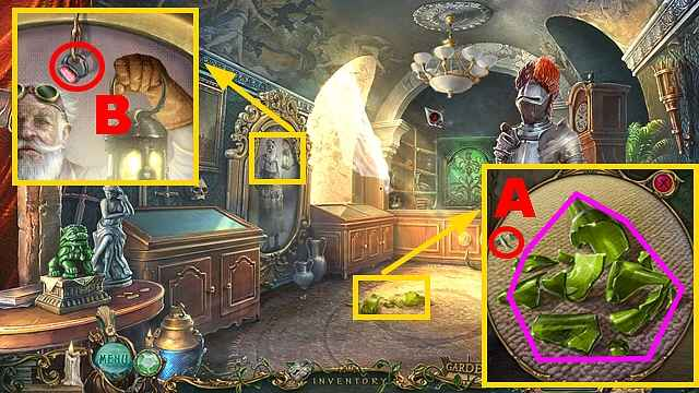 haunted legends: the curse of vox walkthrough 15 screenshots 1