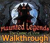 Haunted Legends: The Curse of Vox Walkthrough 19