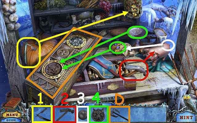 league of light: dark omens walkthrough 3 screenshots 3