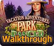 vacation adventures: park ranger walkthrough