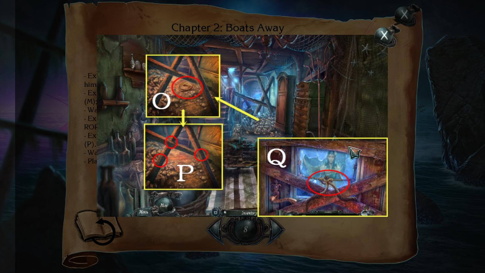 nightmares from the deep: the siren's call walkthrough 8 screenshots 3